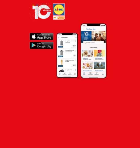 Download Lidl App